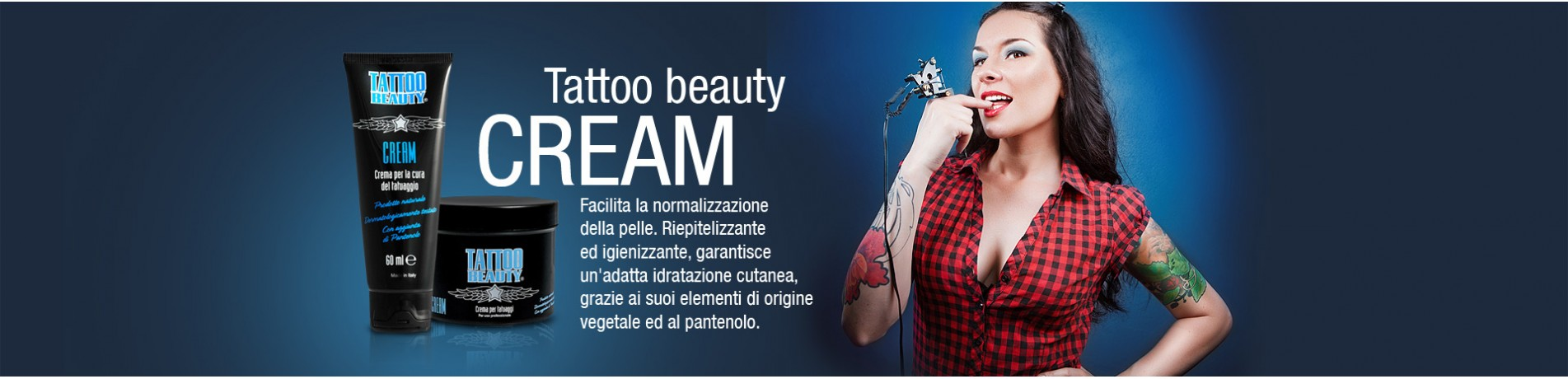 tattoo beauty cream